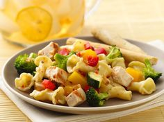 Hearty Pasta Salads
