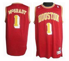 camisetas houston rockets roja con mcgrady 1 http://www.camisetascopadomundo2014.com/