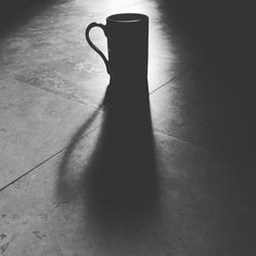 Who are you? • I hardly know, sir. I've changed so many times since this morning, you see • No, I do not 'C.' Explain yourself • I'm afraid I can't explain myself sir, because I'm not myself, you know •  #adventure #aliceinwonderland #quote #disney #mug #blackandwhite #shadow #goodfriday