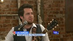 American Idol season nine winner Lee DeWyze performs two songs before appearing at the Rathskeller Friday night at 8:30pm with Scarletta. Today on Indy Style Less plays Blackbird Song from Walking Dead and Don't Be Afraid from his album Frames. By the way this song is also being used in Blue Cross Blue Shield campaign…