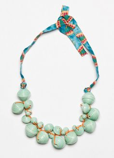 Olivia Necklace: Fall in love with this necklace and with Olivia's story. By purchasing this necklace you get to be a part of her story! #noondaystyle