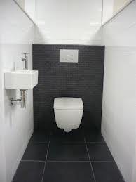 La déco des WC noir et blanc, osez c\'est chic !   bathroom ...