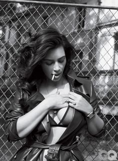 Kim Kardashian West in Her Sexy GQ Photo Shoot Photos | GQ June 2016