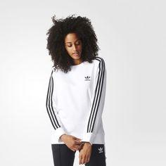 adidas - 3-Stripes A-Line Sweatshirt