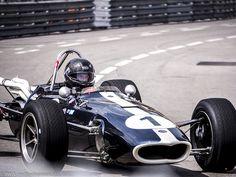 2014 Monaco GP Historique: Eagle T1G