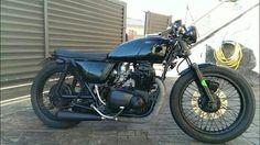 All Black Brat Racer
