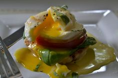 Poached Eggs Caprese – 5 Minutes Recipes