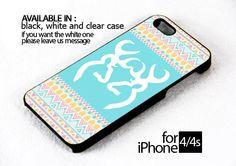 AJ 191 Deer Hunting Girly - iPhone 4/4s Case