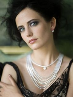 Eva Green for Daily Mail, 2008.