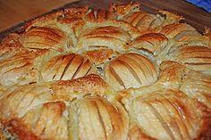 Apfel - Pudding - Kuchen (Rezept mit Bild) von Irina411 | Chefkoch.de