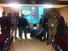 Presentación del Plan al Club Activo 20-30 de Ciudad Juárez - Presenting the Plan to the Active 20-30 Ciudad Juarez Club