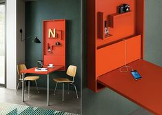 enge und kleine r ume einrichten mit modernem klapptisch kleine r ume einrichten diy. Black Bedroom Furniture Sets. Home Design Ideas