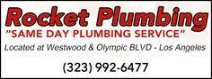 Plumber Los Angeles CA -this is our old address Bathtub Repair, Toilet Repair, Pipe Repair, Leak Repair, Garbage Disposal Replacement, Sump Pump Repair, Plumbers Near Me, Water Heater Installation, Plumbing Companies