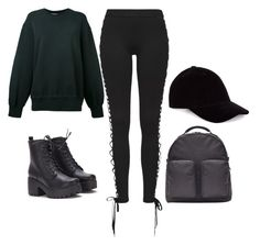 """""""yohoe"""" by lzbthnadila on Polyvore featuring Puma, Yeezy by Kanye West and adidas Originals"""