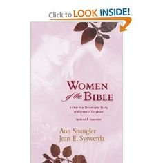Women of the Bible - one year bible study