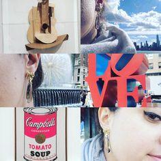 #love #is #art #arte #é #amor #paulaferreira #semijoia#revenda#agoraeahora#dourado #nyc #ny #moma  #fashion #gold#plate#goodevening #boa #noite  #mimo #novacolecao #news#jour#stone #pedrasnaturais #brasil