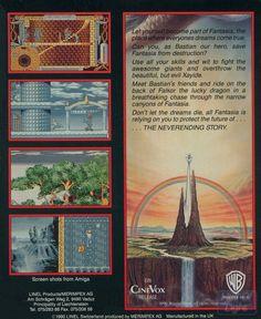 Neverending Story II game The Neverending Story, Geek Gadgets, Nostalgia, Geek Stuff, Cinema, Hero, Game, Movies, Fantasy