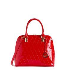 EFRA - PRINCESS | #spring #woman #luxury #collection #bag #red #carpisa