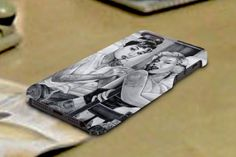 audrey herpburntattomarylin monroe 3D iPhone Cases by TREEDECASE, $16.00