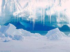 :Grotta ghiacciata.