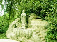 Buddha in Nature's Vicinity by Protikz Flikz,
