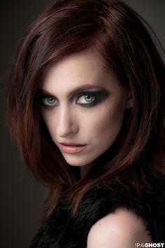 foxy Lindsey Marks. Samantha Gribble/MUA, Rodger Ruzanka/photog