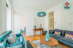 HomeLovers - Lisboa | Mouraria | T6 | 115m2