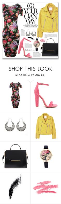 """""""twinkledeals 15"""" by myduza-and-koteczka ❤ liked on Polyvore featuring MANGO, Ted Baker and Anja"""