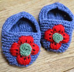 Ginx Craft: Poppy Shoes