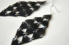 Google Image Result for http://ragstocouture.com/wp-content/uploads/2012/05/earrings_diy_leather_scraps.jpg