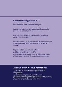 cv genie civil exemple pdf