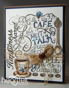 Heartfelt Creations | Coffee Talk Background