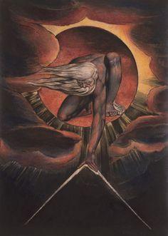 William Blake: Great artist, better poet.