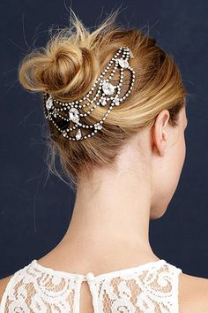The vintage hair accessory you didn't know you needed