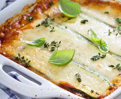 Lasagne de courgettes : Recette de Lasagne de courgettes - Marmiton