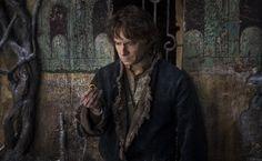Still of Martin Freeman in Der Hobbit: Die Schlacht der fünf Heere (2014)