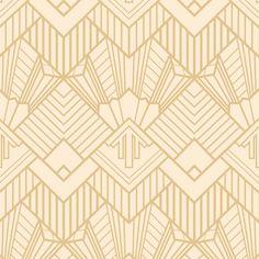 Art deco wallpaper - Schol