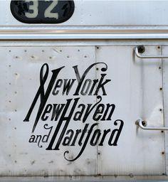 new york, new haven and hartford railroad company.