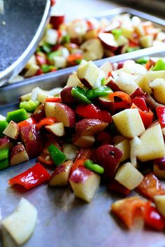 Breakfast Potatoes by Ree Drummond / The Pioneer Woman, via Flickr