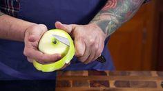 Video |How to Peel An Apple | Food&Wine