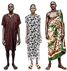 Nigeria Fashion Week! Pattern Love! Back to basics everyone!