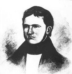 Andrew Briscoe was born in Mississippi in 1810. He arrived in Texas in 1833 and was a merchant. During the Texas Revolution he served as Captain of the Liberty Volunteers at the Battle for Concepcion and in the siege and capture of Bexar. He also was Captain of Co. A, Infantry Regulars, at the Battle of San Jacinto.