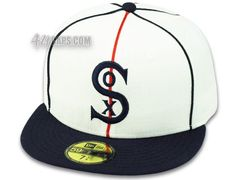 Chicago White Sox 2001 Alternate 59Fifty Fitted Baseball Cap by NEW ERA x  MLB 76e3f345826