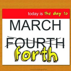 March Forth | Creative LDS Quotes @Mary Hathaway for Ali