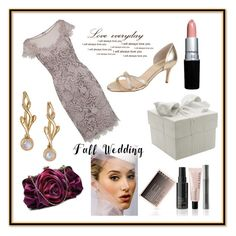"""""""~ Going To A Wedding ~"""" by seascape55 ❤ liked on Polyvore featuring Butter Shoes and Alison Moore Designs"""
