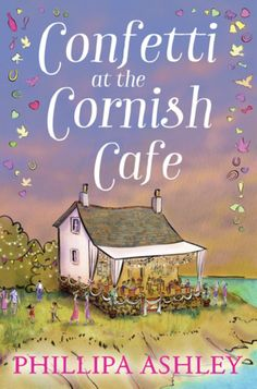 V Family Fun: Blog Tour - Confetti at the Cornish Café by Philli...