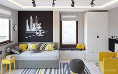 Zimmer für Jungs / Stil-Fabrik Blog Christoph Baum