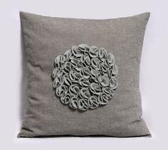 Gray/Grey. #handmade #interiors #calm http://bitly.com/IudsQr