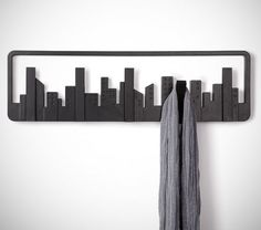 Skyline Multi Hook – $31 by Umbra
