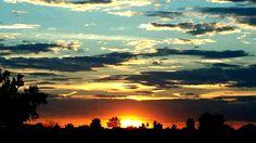 My favorite Monsoon sunset